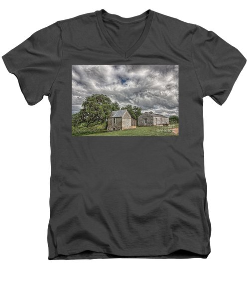 Guard House Men's V-Neck T-Shirt