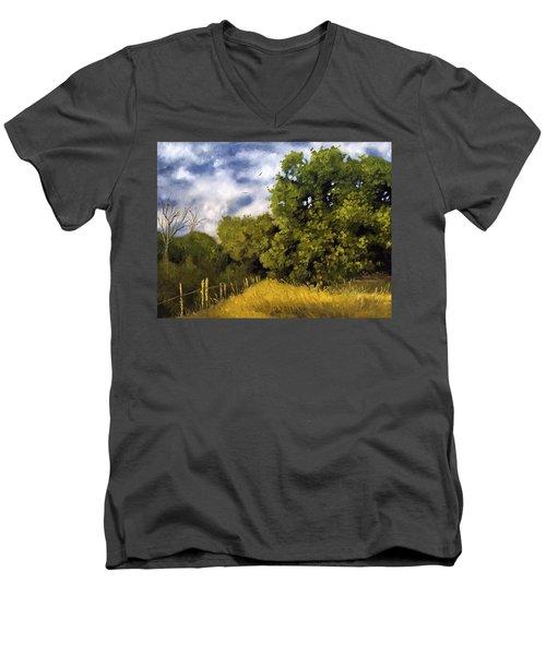 Guardian Men's V-Neck T-Shirt