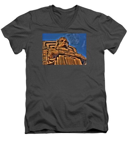 Guardians Of Transportation Men's V-Neck T-Shirt