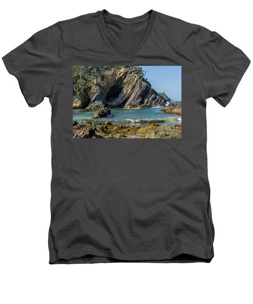 Guerilla Bay 4 Men's V-Neck T-Shirt