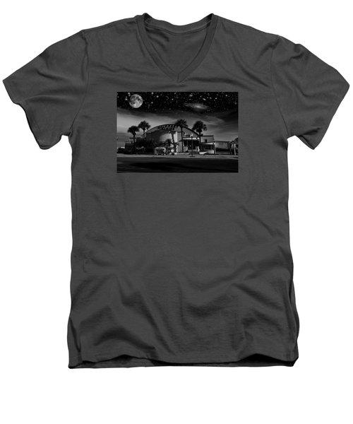 Gulfport Men's V-Neck T-Shirt