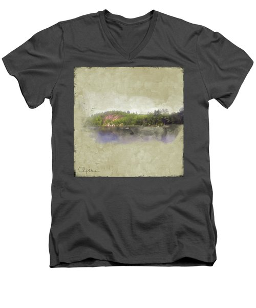 Gull Pond Men's V-Neck T-Shirt