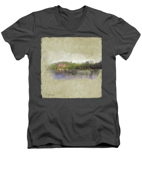 Gull Pond Men's V-Neck T-Shirt