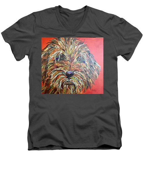 Gus Men's V-Neck T-Shirt