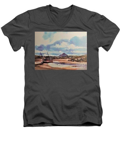 Gweedore Men's V-Neck T-Shirt