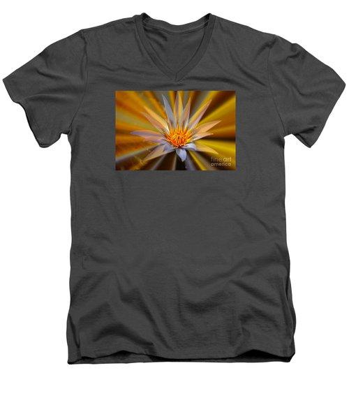 Halo Men's V-Neck T-Shirt