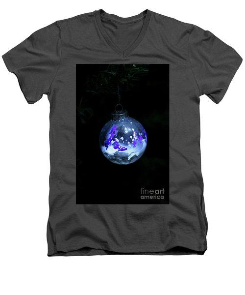 Handpainted Ornament 001 Men's V-Neck T-Shirt by Joseph A Langley
