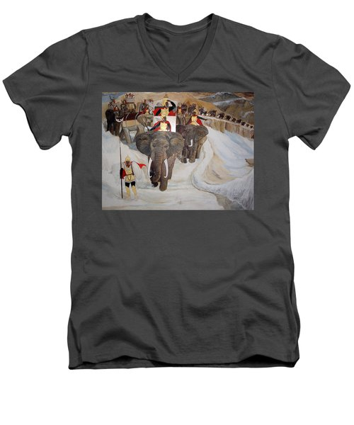 Hannibal Men's V-Neck T-Shirt
