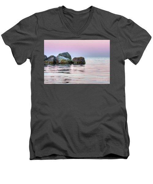 Harbor Breakwater Men's V-Neck T-Shirt