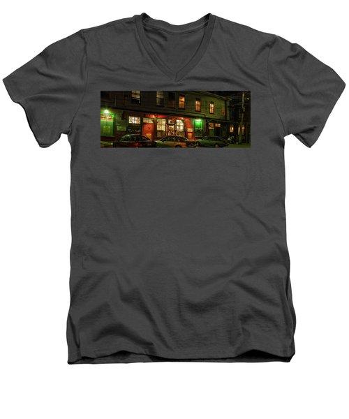 Harbor Fish Market Men's V-Neck T-Shirt