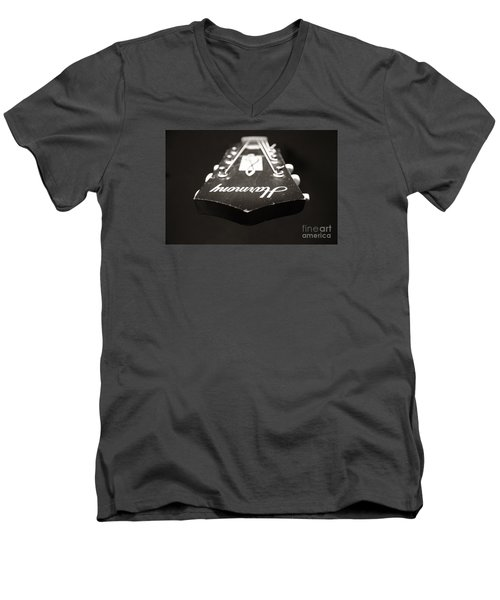 Harmony Head Men's V-Neck T-Shirt