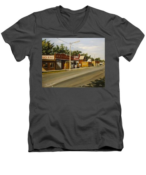 Harvey Paint Store Men's V-Neck T-Shirt