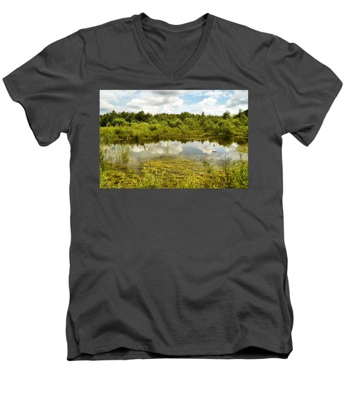 Hatfield Moors Men's V-Neck T-Shirt