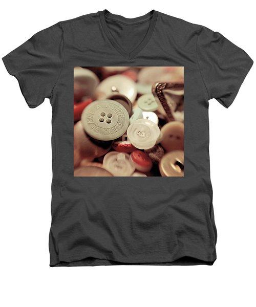 Have A Nice Day Men's V-Neck T-Shirt