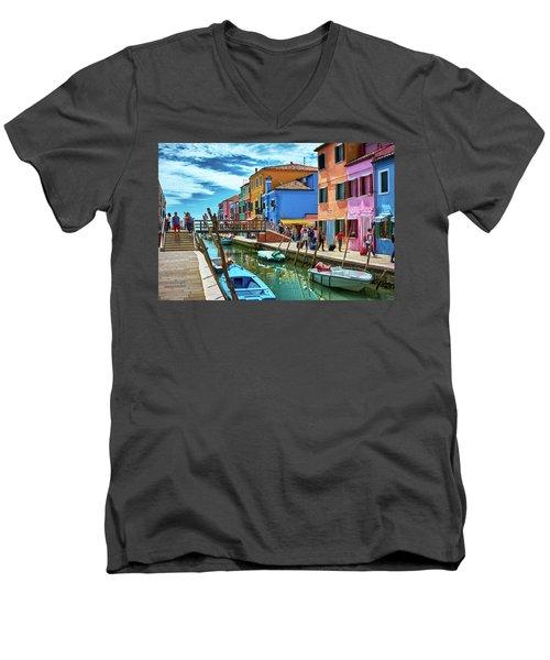 Have You Seen My Dreams? Men's V-Neck T-Shirt