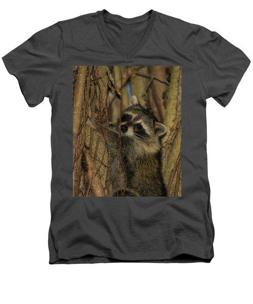 He Found My Nook Men's V-Neck T-Shirt