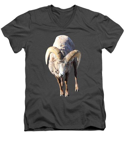 Head-on Men's V-Neck T-Shirt