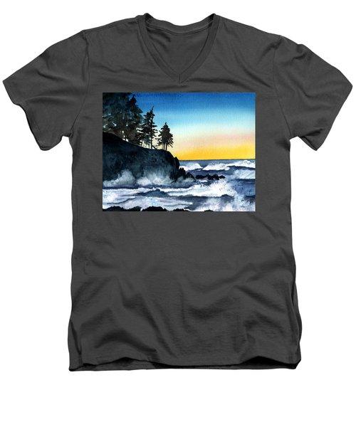 Headland Men's V-Neck T-Shirt