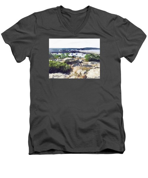 Headlands Men's V-Neck T-Shirt