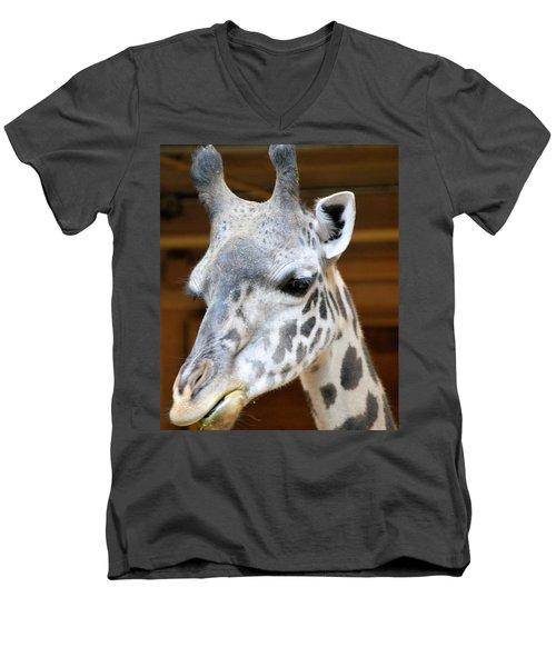 Heads Up Men's V-Neck T-Shirt