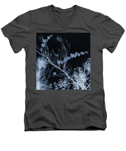 Hearts Of Nature Men's V-Neck T-Shirt