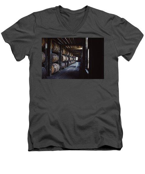 Heaven Hill Barrels  Men's V-Neck T-Shirt