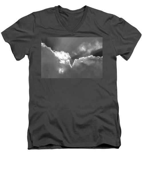 Heavenly Light Men's V-Neck T-Shirt