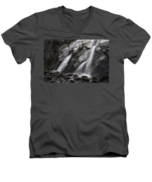 Helen Hunt Falls Men's V-Neck T-Shirt