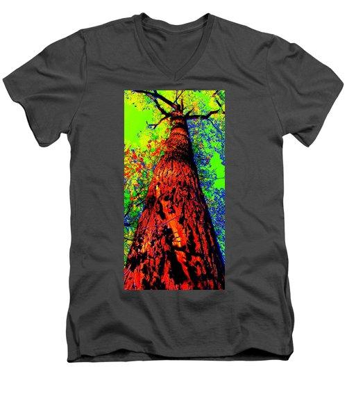 Hello Mother Men's V-Neck T-Shirt
