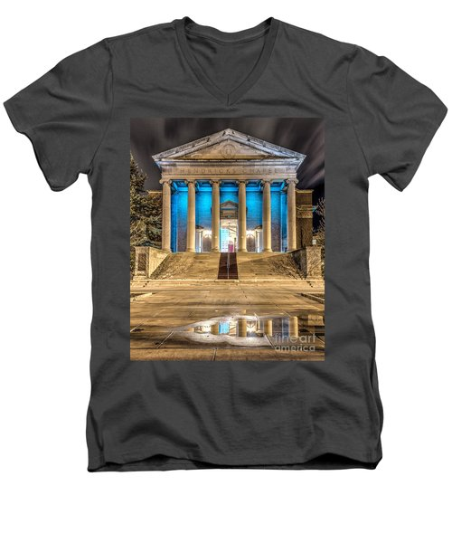Hendricks Chapel Men's V-Neck T-Shirt