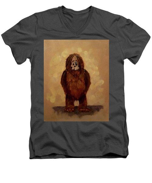 Hi, Im Scott Men's V-Neck T-Shirt