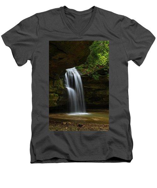 Hidden Away... Men's V-Neck T-Shirt