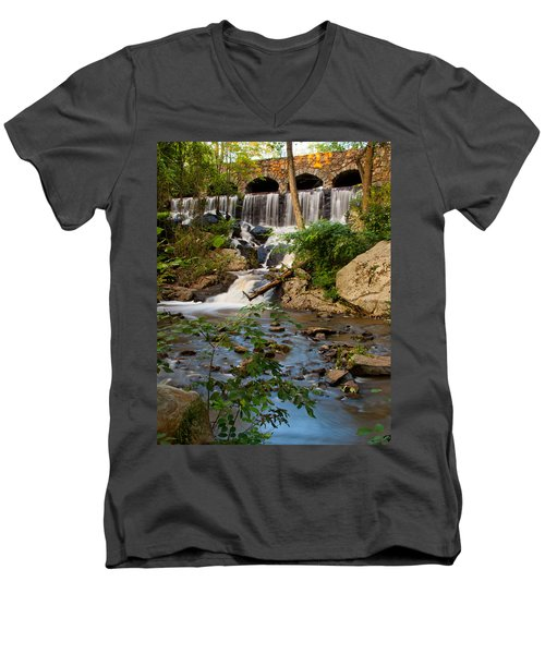 Hidden History Men's V-Neck T-Shirt