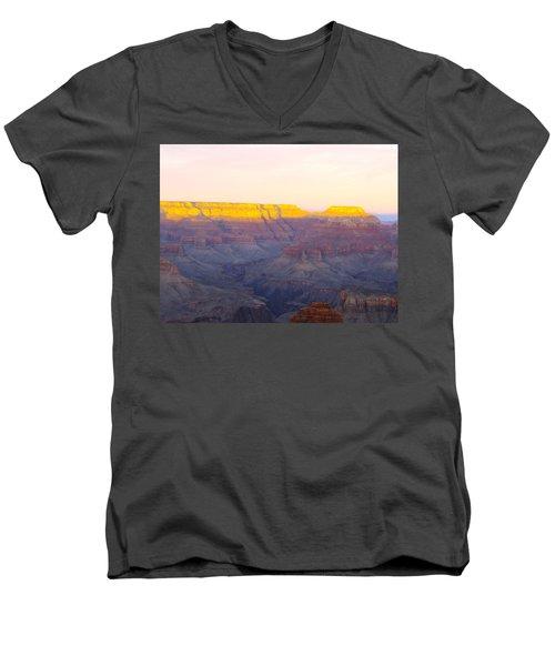 Hidden Treasure Men's V-Neck T-Shirt by Adam Cornelison