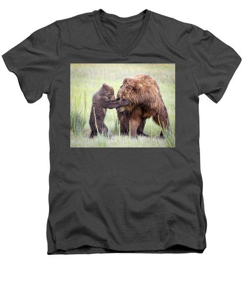 Hide And Seek Men's V-Neck T-Shirt