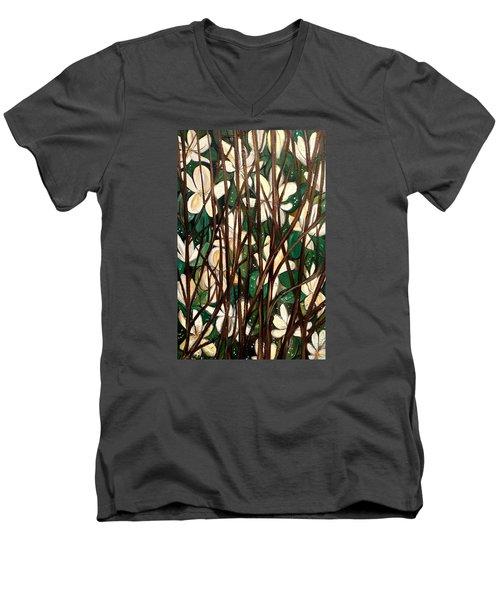 Hiding In Plain Site Men's V-Neck T-Shirt