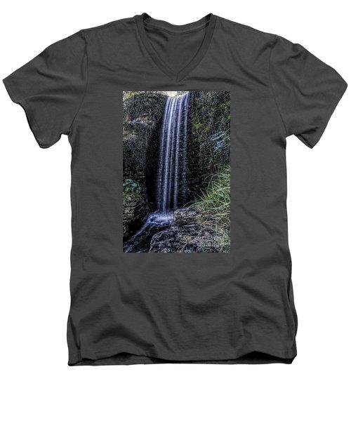 High Fall Men's V-Neck T-Shirt