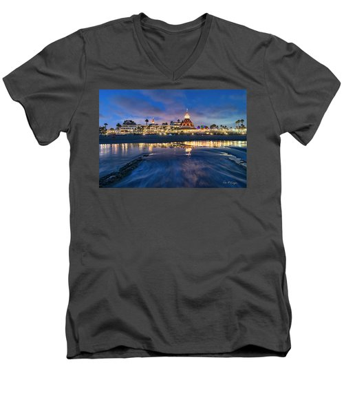 High Tide Men's V-Neck T-Shirt