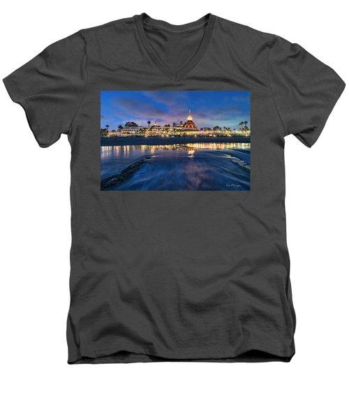 High Tide Men's V-Neck T-Shirt