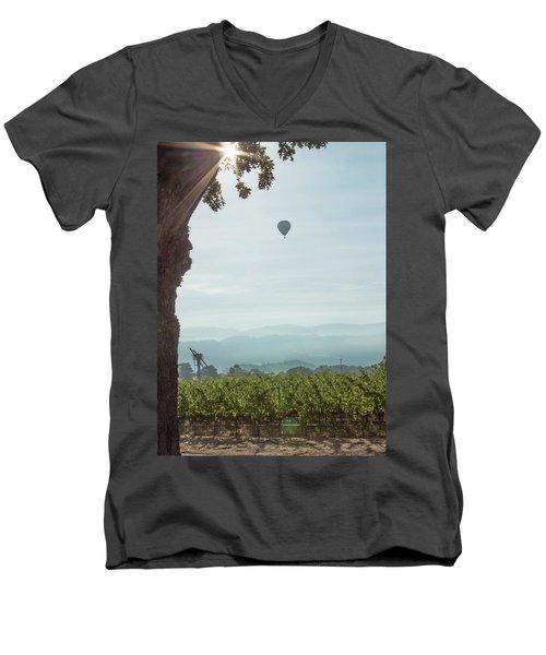 High Times Men's V-Neck T-Shirt
