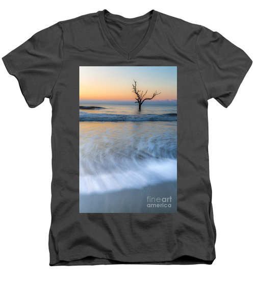 High Water Men's V-Neck T-Shirt