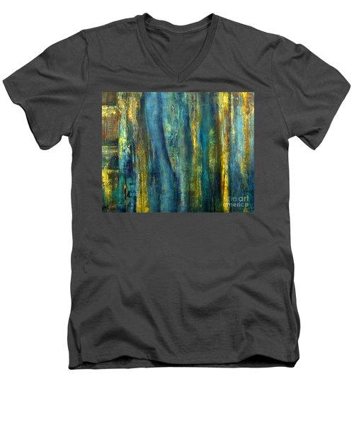 Highland Fling Men's V-Neck T-Shirt