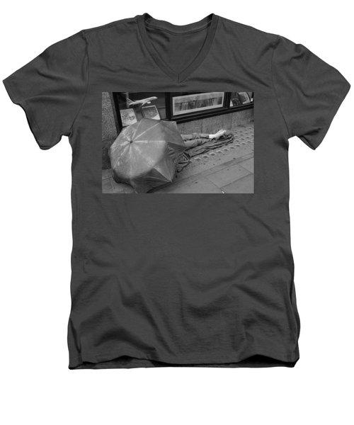 Highs And Lows Men's V-Neck T-Shirt