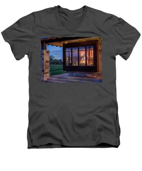 Hill Country Living Men's V-Neck T-Shirt