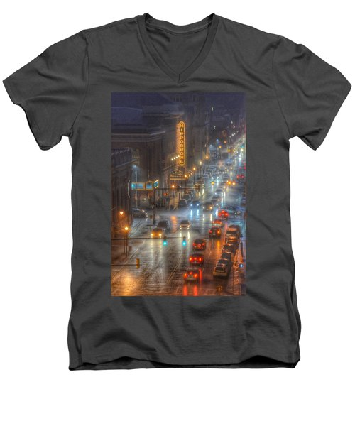 Hippodrome Theatre - Baltimore Men's V-Neck T-Shirt
