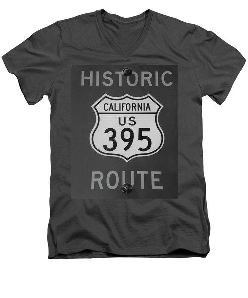 Historic 395 Men's V-Neck T-Shirt