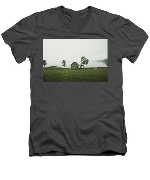 Holding On To Memories Men's V-Neck T-Shirt