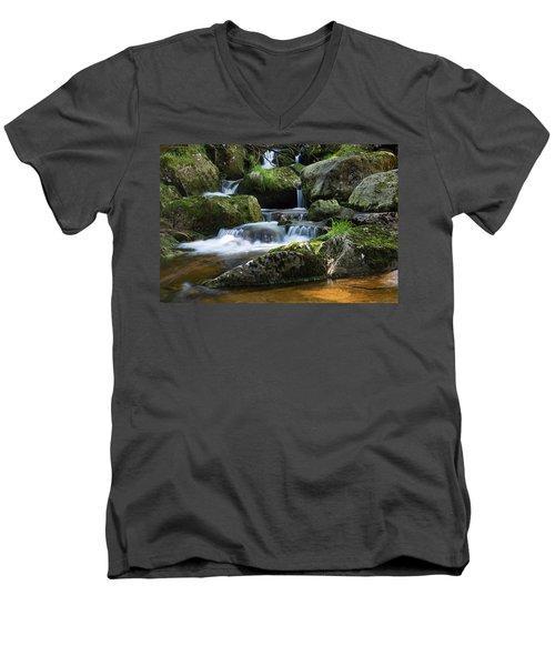 Holtemme, Harz Men's V-Neck T-Shirt