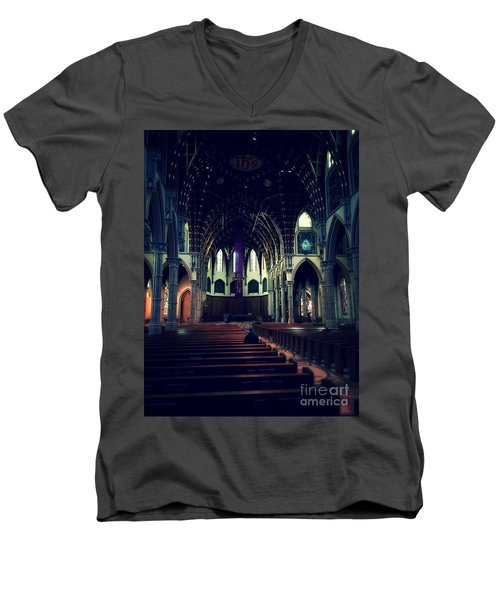 Holy Week Men's V-Neck T-Shirt