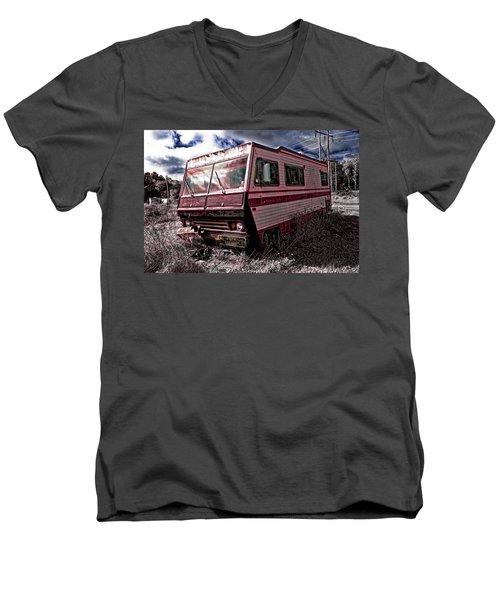 Home Away From Home Men's V-Neck T-Shirt